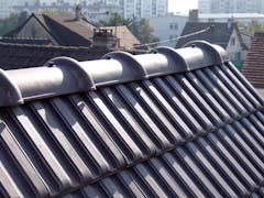 nouveau système de faîtage de toitures