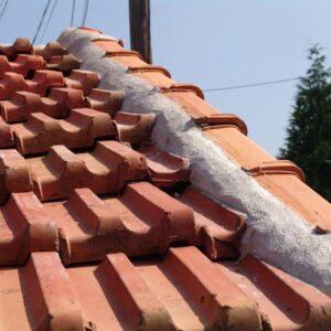 Rénovation et protection de tuiles